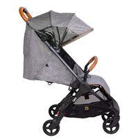 Bonbijou Leo AuLock Stroller Grey