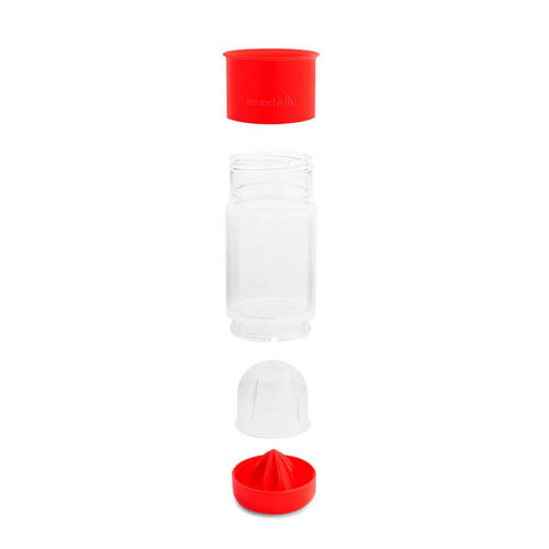 Munchkin 1-Pack 14oz Miracle Infuser Red