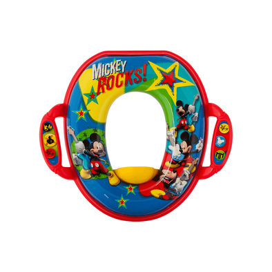 The First Years Disney Mickey Mouse Soft Potty Ring