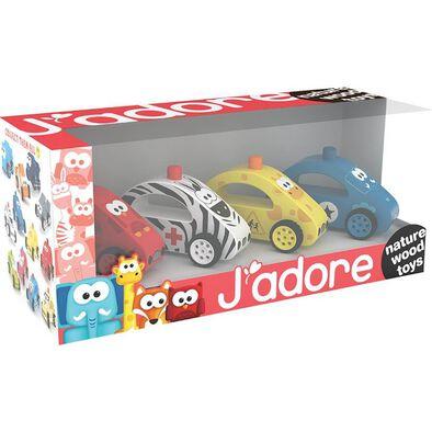 J'adore Jungle Buddies Mini Auto