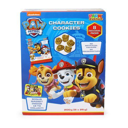 Paw Patrol Character Cookies