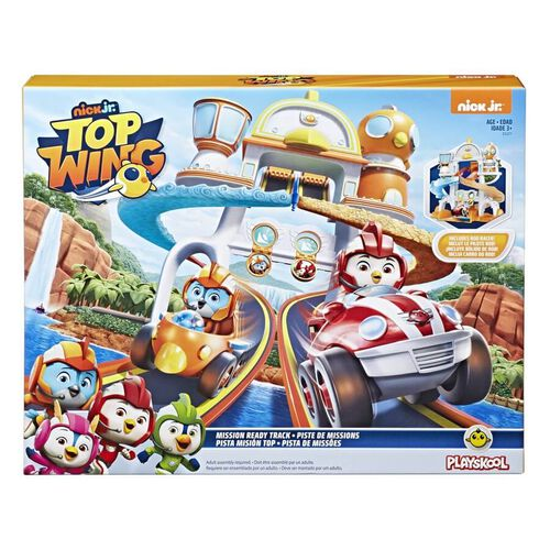 Top Wing Academy Mission Ready Track