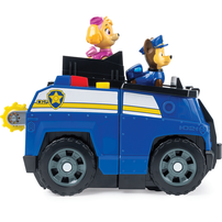 Paw Patrol Split Second Vehicles - Assorted