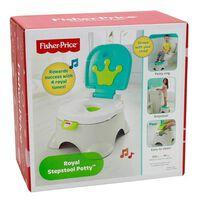 Fisher-Price Royal Stepstool Potty