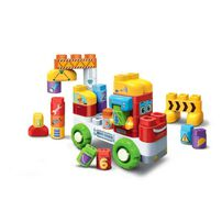 LeapFrog LeapBuilder Block Play - Fix-It Truck