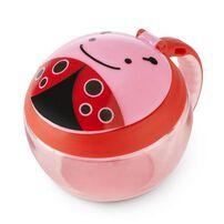 Skip Hop Zoo Snack Cup Ladybug
