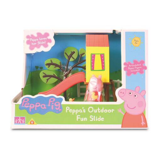 Peppa Pig Outdoor Fun Playset-2 Asst
