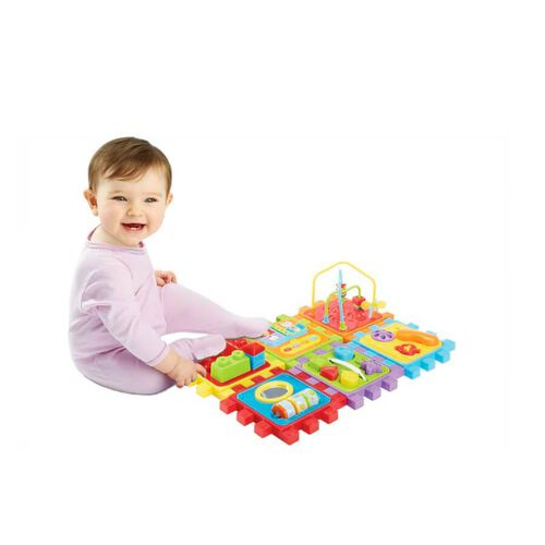 BRU 6 Ways Activity Cube