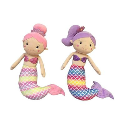 Animal Alley 28 Inch Mermaid - Assorted