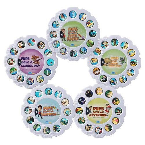 Moonlite PAW Patrol Storybook Projector Gift Pack