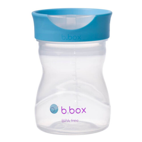 B.Box Training Cup 8oz Blueberry