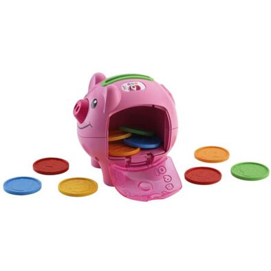 Fisher-Price Laugh & Learn Smart Stages Piggy Bank
