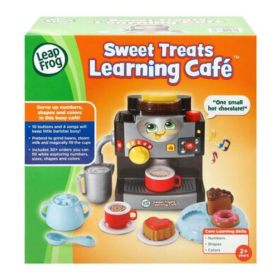 LeapFrog Sweet Treats Learning Coffee Maker - Assorted