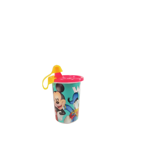 The First Years Disney Mickey Mouse TT 10oz Sippy Cups 3 Pack With Cap