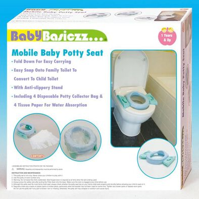 Baby Basiczz Mobile Baby Potty Seat