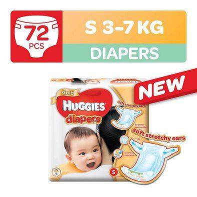 Huggies Gold Diapers S
