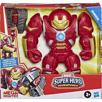 Marvel Super Hero Adventures Mega Mighties Hulkbuster