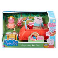 Peppa Pig's Deluxe Family Car (Red)