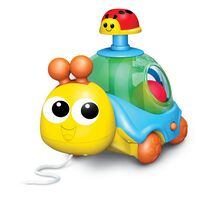 Winfun Spin N Pull Snail