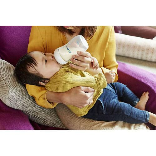 Philips Avent Teat Natural 9M Flow Twin