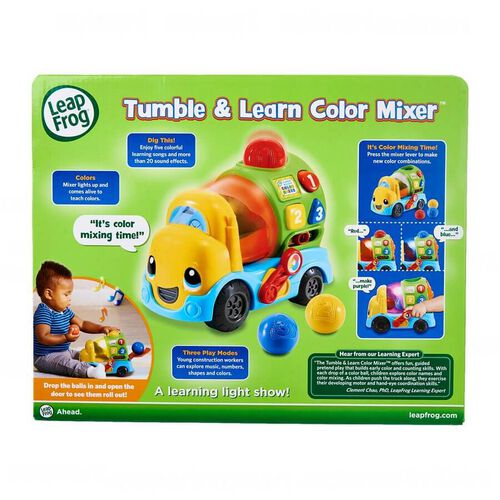 LeapFrog Tumble And Learn Colour Mixer