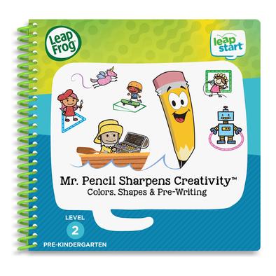 LeapFrog LeapStart Mr. Pencil Sharpens Creativity