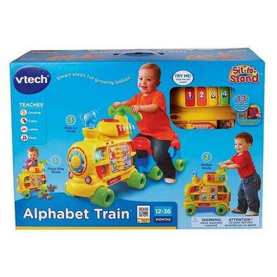 Vtech Push and Ride Alphabet Train