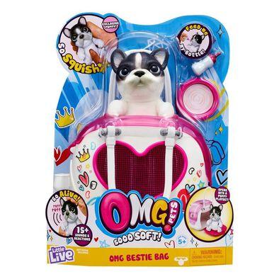 Little Live Pets O.M.G Pets Bestie Bag