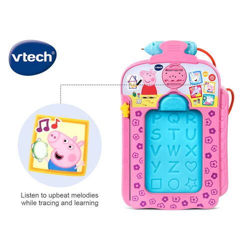 VTech Peppa Pig Scribbles and Sounds Doodle Board