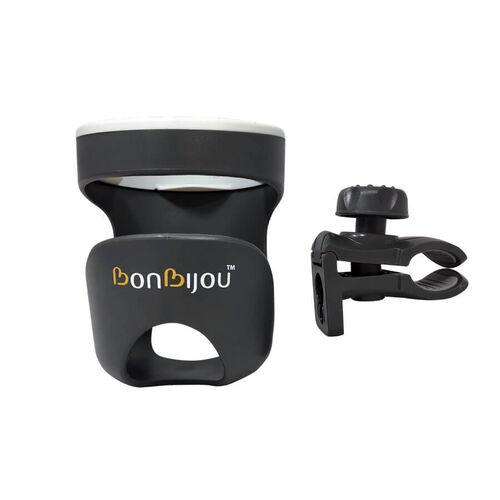 Bonbijou Stroller Cup Holder Black