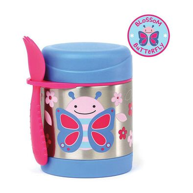 Skip Hop Zoo Food Jar Butterfly